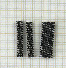 4 x Druckfeder, Länge 15mm, Außen Ø2,8mm, Drahtstärke 0,55mm