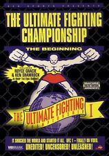 A5 Print – UFC 1 The Beginning (Picture MMA Mixed Martial Arts Gracie Shamrock)