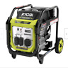 NEW! RYOBI 4000-Watt Gasoline Powered Digital Inverter Generator