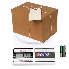 Digitale Briefwaage Paketwaage Feinwaage Paket Waage Haushaltswaage 1g bis 10kg
