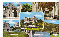 Sussex Postcard - Views of Arundel Castle       XX128