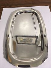 Vintage Wm. Rogers Silverplate tray #625 Vtg classic Dinning Silverware Table