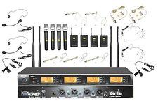 MiCWL G900 UHF Wireless Music Karaoke Microphone System - Customized set