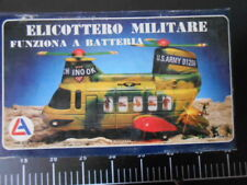 ☆˚。ELICOTTERO MILITARE Military ARMATO Operated Battery 。˚☆