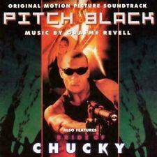 GRAEME REVELL - Pitch Black & Bride of Chucky Original Motion Picture Soundtrack