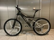 Porsche fs evolution carbon, Bike Fahrrad mtb mountainbike, Spengle, XTR, top