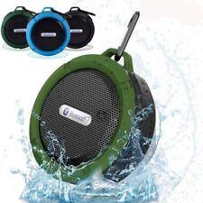 Wireless Mini Bluetooth Speaker USB Flash FM Radio Stereo Super Bass MP3 Player