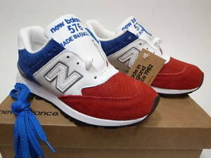 2018 NEW BALANCE W576RBW TRICOLOR PACK LIMITED 30TH ANNIVERSARY size 6.5
