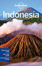 Lonely Planet Indonesia Travel Guides in English