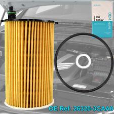 Car Oil Filter For Hyundai Azera Santa Fe Kia Sorento 3342CC 3470CC 26320-3CAA0