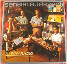 Sensible Jerseys, 2 way radio,  VG/VG,  EP (4216)