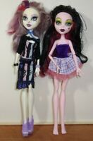 Monster High Doll Lot