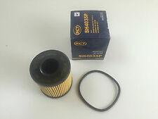 Oil Filter SCT GERMANY + Gasket Citroen Fiat Ford Peugeot Volvo