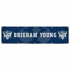 Brigham Young Cougars Large 8 Foot Banner
