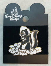 Flower The Skunk Variation Pin #7411 Disney Pin