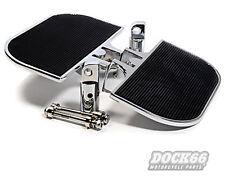 Mini Trittbretter verstellbar für Harley Davidson Fahrer und Sozius Heritage