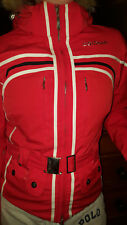 Woman's Goldwin  ski jacket red size US 4-6 or S-M