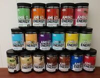 Amino Energy Optimum Nutrition 30 Servings (All Flavors) 9.5oz 10.6oz AMIN.O.