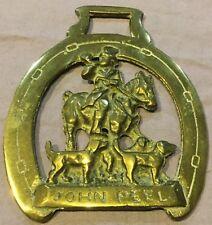 Brass Harness Decoration John Peel