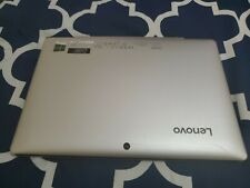 Lenovo Ideapad Miix 310-10ICR Tablet Atom X5-Z8350@1.44GHz 32GB 2GB w/Keyboard
