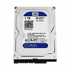 Western Digital WD Blue 1TB HDD, SATA 6.0 GB/s, 3.5'' Desktop PC Internal Hard …