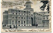 1909 Roma Casa Madre del Mutilato Guller Ostiense destinazione Lucca FP B/N ANIM
