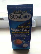Children's SudaCare Nighttime Vapor Plug + 5 Refills