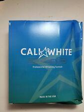 Cali White Professional Teeth WHITENING KIT LED Light USA Made Natural Organic