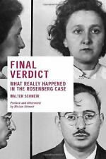 Final Verdict: What Really Happened in the Rosenberg Case: What Really Happend i