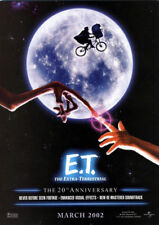 ET CLASSIC VINTAGE MOVIE POSTER A5..A4 AND A3 OPTIONS