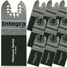 10 Bi-Metal Universal Blade for Fein & other Oscillating Ecut Multi Tool Saws