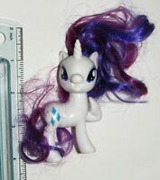 Rarity : G4 2016 Hasbro MLP My Little Pony Brushable Figure : (D-1)
