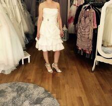 Kurzes Brautkleid von Amelie Größe 40 NEU (ungetragen)
