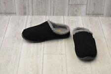 **Deer Stags Kids Lil Nordic Slippers - Big Kids Size 5 M - Black NEW!