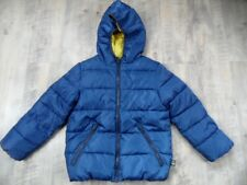 BENETTON warme Wintersteppjacke blau Gr. S ( 6-7 J ) TOP HHa917