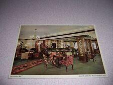 1950s LIPIZZANER BAR at HOTEL FRANKFURTER FRANKFURT GERMANY VTG POSTCARD