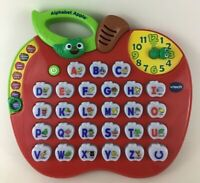 Vtech Alphabet Apple Learning System Educational Toy ABC Lights Sounds Toy
