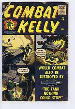 Combat Kelly #44 Atlas 1957