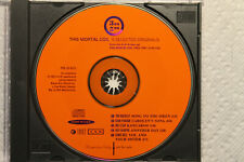 This Mortal Coil – 5 Selected Originals  US orig' promo only 4AD CD 1993