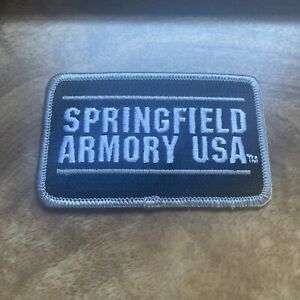 SPRINGFIELD ARMORY USA PATCH XDM XDS 1911 HELLCAT SCOUT RANGE OFFICER SAINT