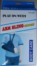 Sling Arm Black Orthotics, Braces & Orthopaedic Sleeves