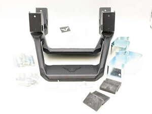 Bully 2 Pack Truck Black Side Steps BBS-5002 BBS-5102 for  Silverado Ram 1500