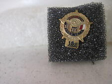 Polish Legion Amer Vets 15 yr  pin mint   (xd533)--