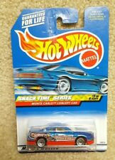 New 1999 Hot Wheels Diecast 1:64 Snack Time Series Monte Carlo Concept Item #015