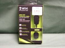 Turtle Beach XBOX 360 Talkback Cable With Foam Windscreen New In Box