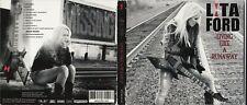 Lita Ford - Living Like a Runaway [Ltd. Ed. Digipak] [Digipak] (CD, Jun-2012)