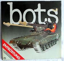 """12"""" Vinyl BOTS - Entrüstung"""