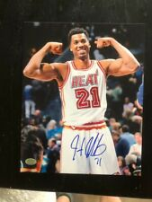 Lot of Two (2) Hassan Whiteside signed photos