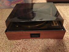 Vintage Elac Benjamin Miracord 50H Turntable Record Player
