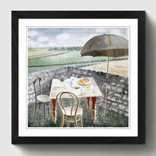 Eric Ravilious Reproduction Multi-Colour Art Prints